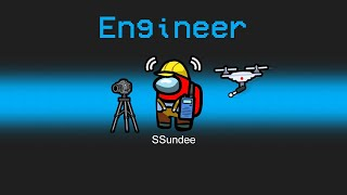 ENGINEER ROLE Mod in Among Us