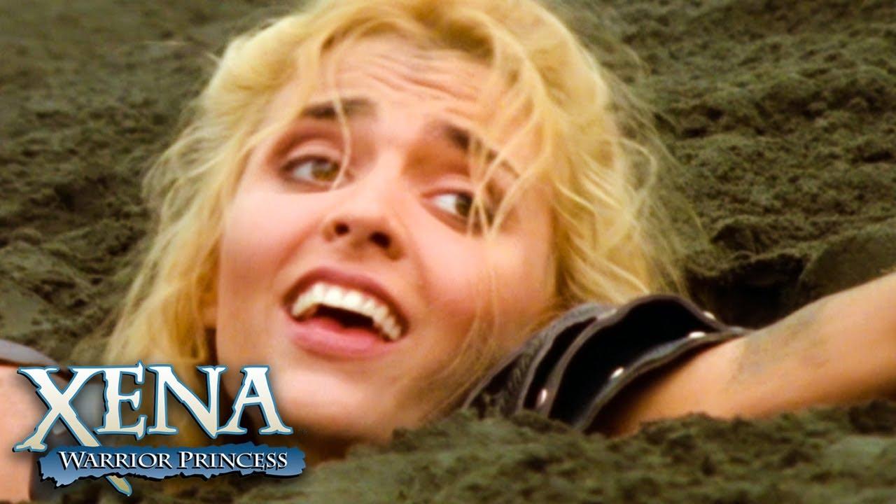 Download Xena Leaves Callisto To Die | Xena: Warrior Princess