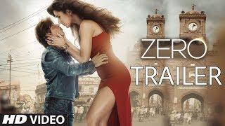 Zero Movie Official Trailer | Release on Today | Shahrukh Khan, Katrina Kaif, Anushka Sharma