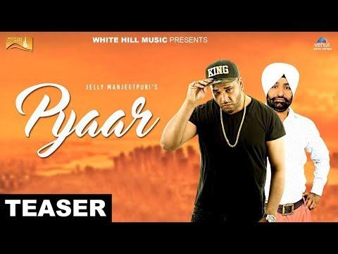Pyaar (Teaser) Sugar Singh | Jelly Manjeetpuri | White Hill Music |Releasing on 31 May