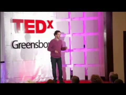 Potential for creative collaboration: Preston Lane at TEDxGreensboro
