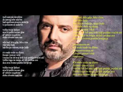 Cetinski tekst pjesme mjesecar lyrics toni ✎ Samo