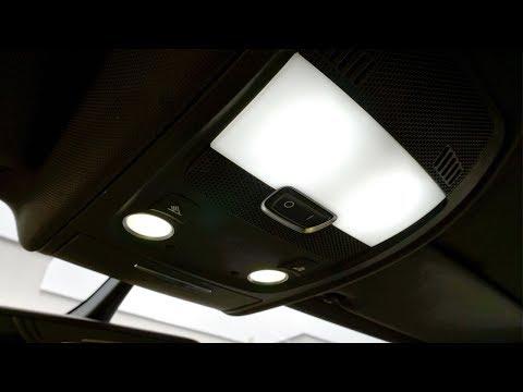 Audi A4 & A5 B8 LED interior dome light conversion tutorial