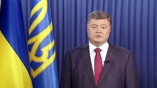 Ukrayna ve Rusya düşen yolcu uçağı ile ilgili birbirlerini suçluyor