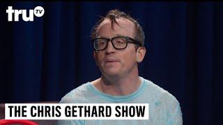 The Chris Gethard Show - An Honest Conversation on TV with Aubrey Plaza | truTV