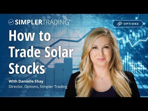 Options: How to Trade Solar Stocks