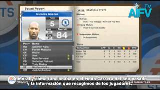 FIFA 12 CARRER MODE AIFV TV