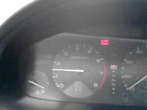 Honda Civic V6 2016 >> Falla en honda accord - YouTube