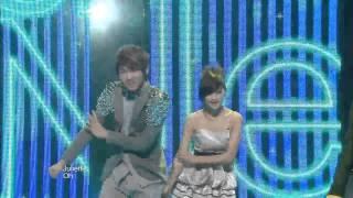 【TVPP】SHINee - Juliette (with KARA), 샤이니 - 줄리엣 (with 카라) @ 2009 KMF Live