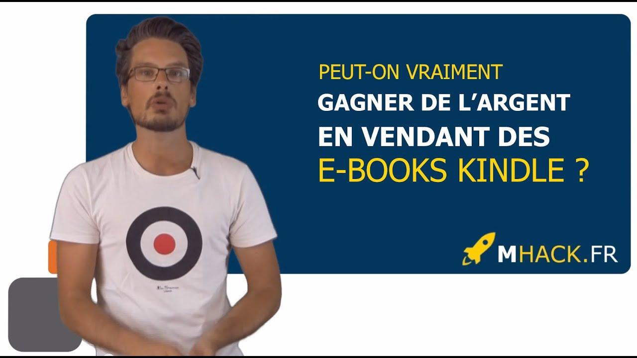 Ne vendez pas d'e-books Kindle avant d'avoir vu ça !