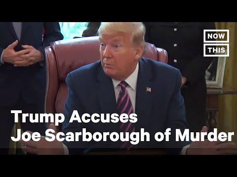 Trump Accuses Joe