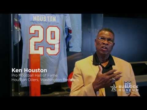 I Am Texas: Ken Houston, Bullock Museum Texas Story Project