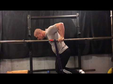 How to Do Assisted Dips