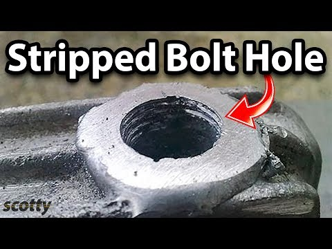 how-to-fix-stripped-bolt-hole-threads-on-your-car