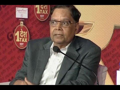 GST will increase growth rate: Niti Aayog Vice-Chairman Arvind Panagariya