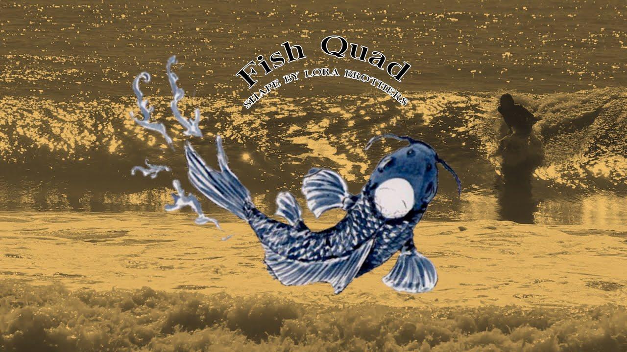 Quad Fish - Quiver Mágico