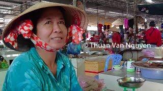 Vietnam || An Chau Rural Market || An Giang Province
