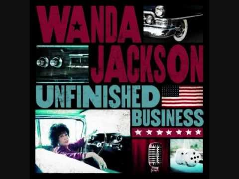 Wanda Jackson - What do you do when you're lonesome