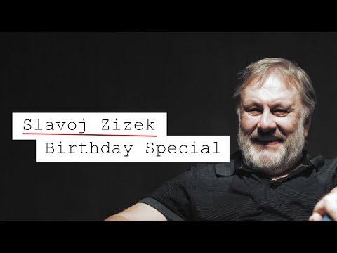 RT: Slavoj Zizek Birthday Special: Politics, Philosophy, and Hardcore Pornography