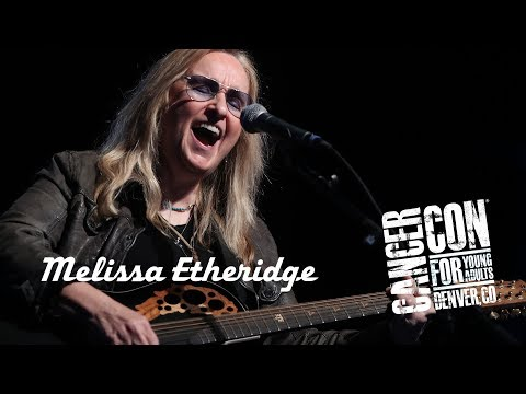 Melissa Etheridge Rocked The House at CancerCon 2018