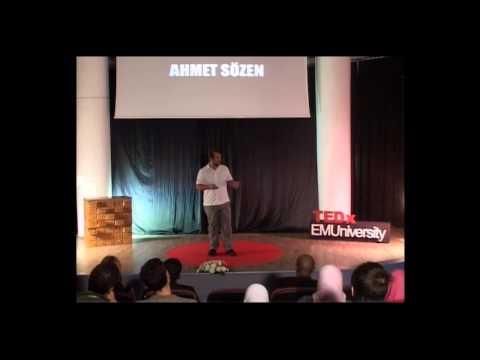 Peace in Cyprus | Ahmet Sözen | TEDxEMUniversity