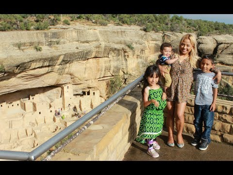Family Road Trip to Colorado, New Mexico, Nevada and more  | Week Vlog 🌄
