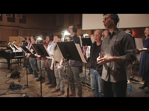 """Peter Boyer: """"Darkness Approaching"""" - Hollywood Studio Symphony & Choir"""