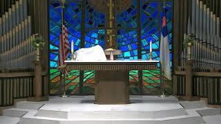 Ascension Lutheran Church 8:30am Tyler Campus August 15,  2021