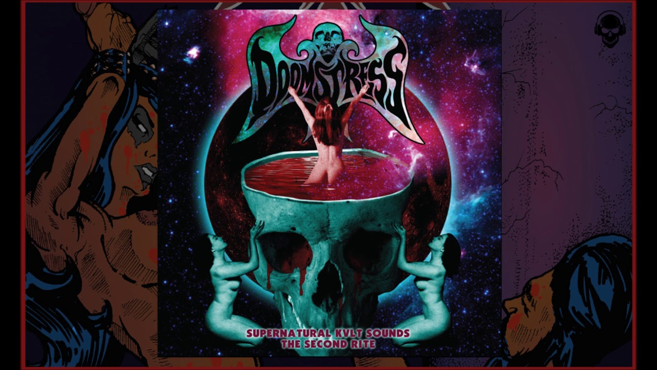 Doomstress - Supernatural Kvlt Sounds The Second Rite (Full EP ...