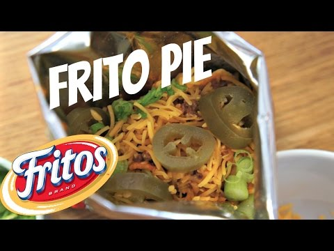 Frito Pie & Walking Taco Recipe - You Made What?!