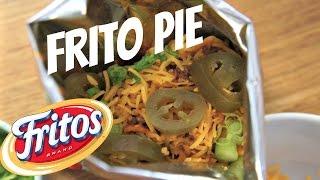 Frito Pie & Walking Taco Recipe - You Made What?!