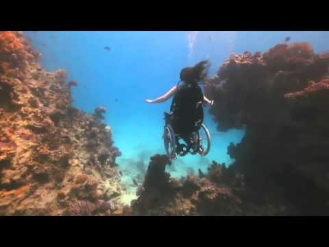 Adaptive Action Sports DVD Preview #3 - CHECK THIS OUT!