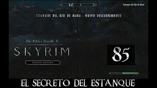 SKYRIM SPECIAL EDITION #85 -EL SECRETO DE LA ISLA-