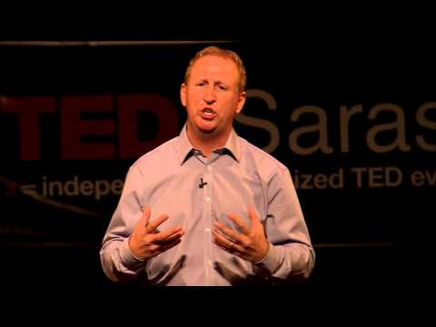 The Power of Honesty, Humility & Humor: Steve Shenbaum at TEDxSarasota