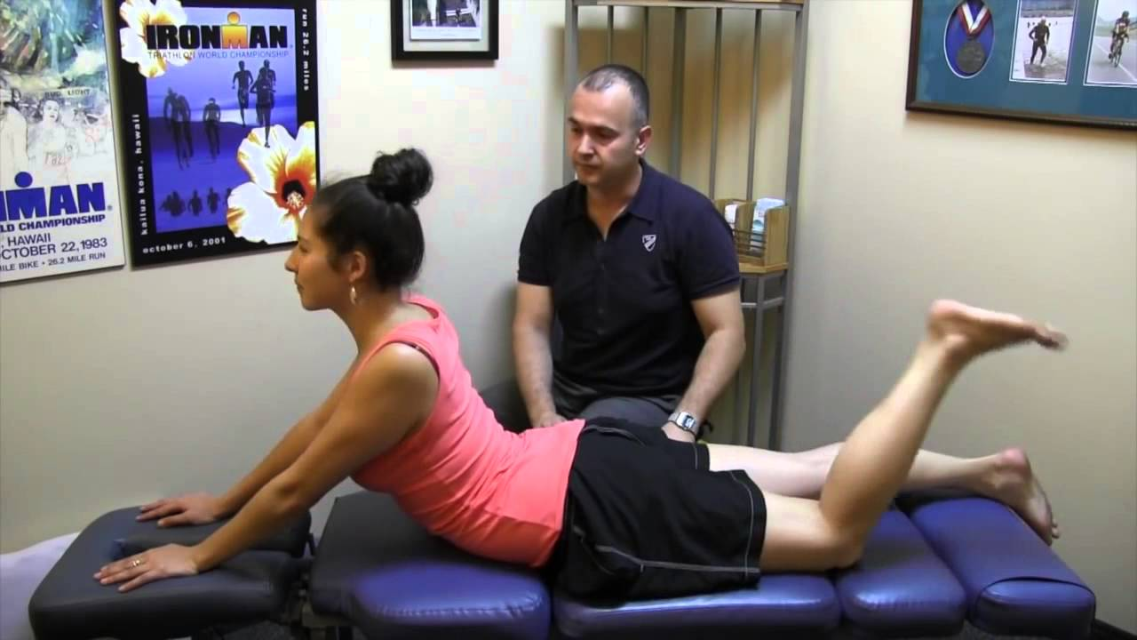 femoral nerve nerve flossing kinetic health - youtube, Muscles