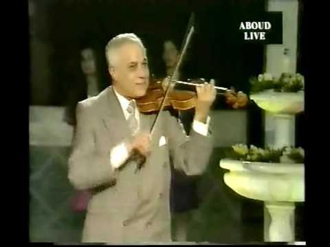 عبود عبد العال Aboud Abdel Al King Of Violin Arabic MusicTaqaseem