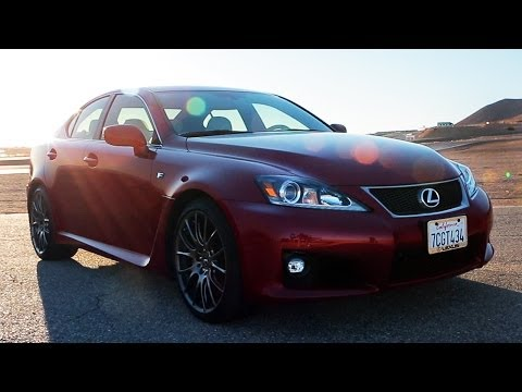 The One with the 2014 Lexus IS F! - World\'s Fastest Car Show Ep 3.29