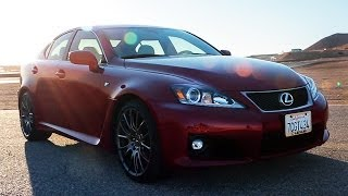 The One with the 2014 Lexus IS F! - World's Fastest Car Show Ep 3.29
