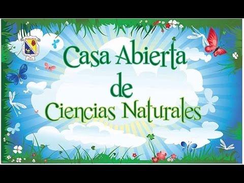 Casa abierta de ciencias naturales youtube - Aromatizantes naturales para la casa ...