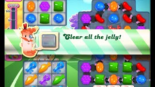 Candy Crush Saga Level 1432 walkthrough (no boosters)