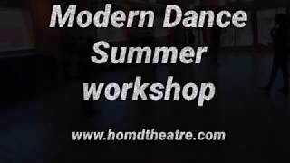 Summer Dance Workshops age 7-11.