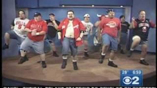 Chicago Bulls Matadors on Channel 2 News