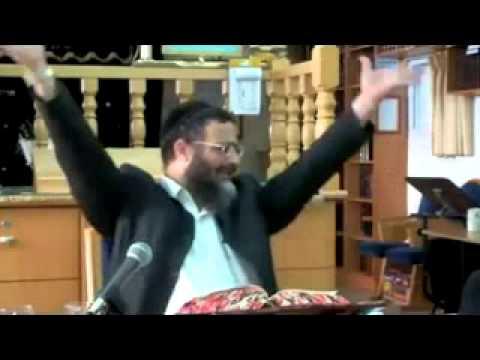 חדש! פרשת וישלח 1 הרב מיכאל לסרי מרתק ביותר חובה לצפות!!!