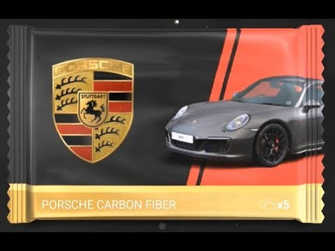 FREE PORSCHE CARBON FIBER - Top Drives