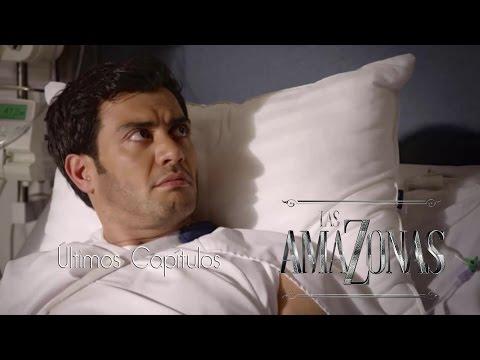 Las Amazonas Alejandro descubre que Inés es su Madre