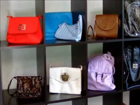 aufbewahrung von handtaschen sehr schick youtube. Black Bedroom Furniture Sets. Home Design Ideas