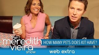 Kit Hoover & Billy Bush: How Well Do They Know Each Other? - Web Extra | The Meredith Vieira Show
