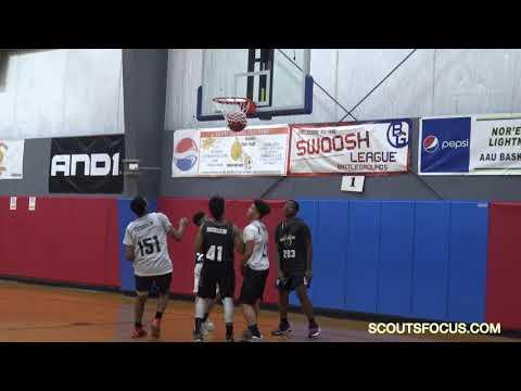 TM2 11 Rashad McKinley 5'10 120 Bergen County Christian Academy NJ 2021 Highlight