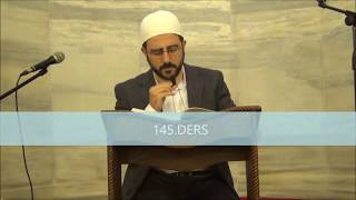 Mahmut Ay Hoca ile Riyâzu's-Sâlihîn Hatim Dersi(145.Ders)