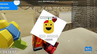How to get all the noobs in Dry Desert (FIND THE NOOBS 2) Roblox Gameplay